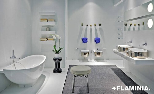 Flaminia Bathroom