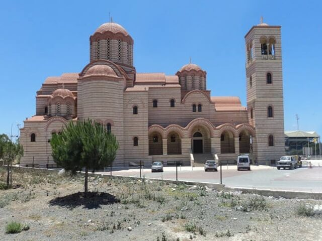 Saint Arsenios Church Limassol