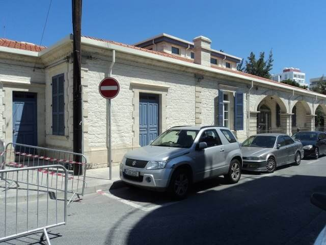 TEPAK Building (Old Court) Limassol