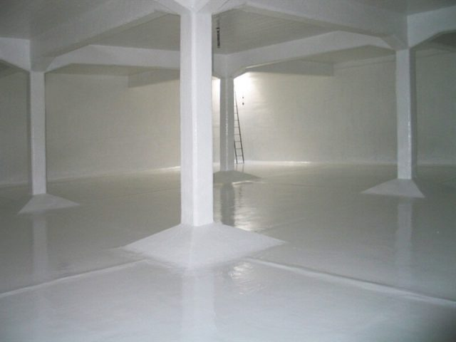 Water Tank Underground 1000m3 Choirokoitia